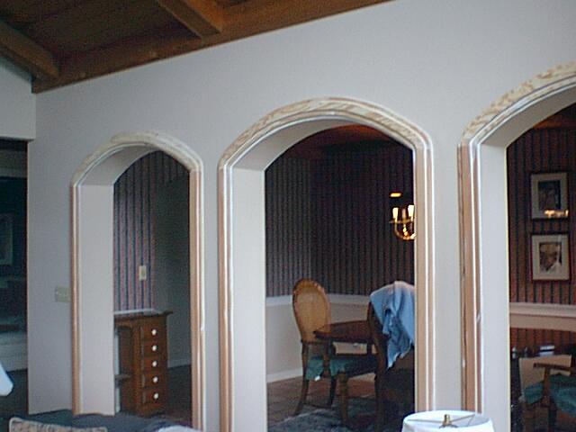 Interior arches for Interior arch